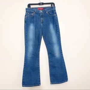 Levi's Missy Bootcut Jeans Size 6 Low Rise